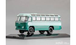 Павловский автобус тип 652 1960 г., маршрут 'Санаторий - Заказ', масштабная модель, DiP Models, scale43, ПАЗ