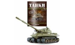 # 2 Танк Объект 279 (журнальная серия), журнальная серия масштабных моделей, DeAgostini (военная серия), scale43