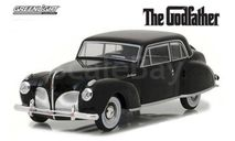 1:43 LINCOLN Continental 1941 (из к/ф 'Крёстный отец'), масштабная модель, Greenlight Collectibles, scale43