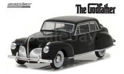 1:43 LINCOLN Continental 1941 (из к/ф 'Крёстный отец'), масштабная модель, Greenlight Collectibles, scale43