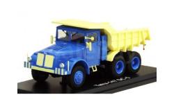 1:43 TATRA 147 DC5 (самосвал) 1958 Blue/Light Yellow