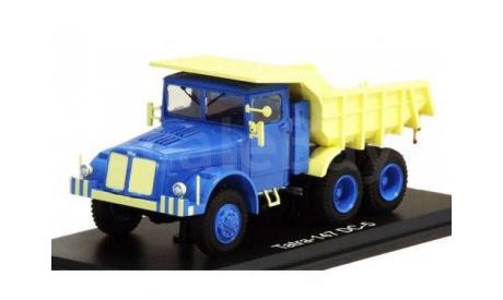 1:43 TATRA 147 DC5 (самосвал) 1958 Blue/Light Yellow, масштабная модель, Premium Classixxs, scale43