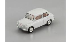 ЗАЗ 965 1960 светло-серый