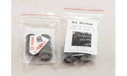 Набор бочек 100 и 200 литров с декалями (неокрашенные), сборная модель (другое), AD Modum, 1:43, 1/43