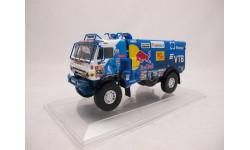 КАМАЗ 4326 ралли ДАКАР-2018 no.500 (победитель), масштабная модель, DiP Models, scale43