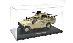RENAULT SHERPA Light Tactical Vehicle 4х4 2006, масштабные модели бронетехники, Atlas, 1:43, 1/43