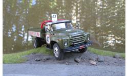 ЗиЛ-130 кроссовый номер 47 (новая решетка), масштабная модель, Вадим Покровский, scale43