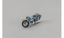 ММЗ/ИМЗ М-72 1947 г. 'Милиция', масштабная модель мотоцикла, DiP Models, scale43