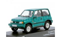 SUZUKI Vitara 4х4 1992 Green, масштабная модель, Premium X, scale43