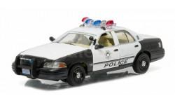 Ford Crown Victoria Police Interceptor 2000 (из к/ф 'Мальчишник в Вегасе'), масштабная модель, Greenlight Collectibles, scale43