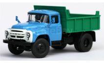 ЗиЛ-ММЗ-4502 голубой/зелёный (ранняя решётка), масштабная модель, ULTRA Models, 1:43, 1/43
