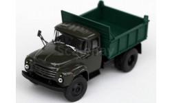 ЗиЛ-ММЗ-4502 двухцветный зелёный (поздняя решётка), масштабная модель, ULTRA Models, 1:43, 1/43