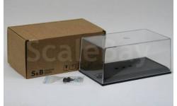 Пластиковый бокс для моделей масштаба 1:43