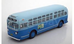автобус GM TDH-3714 'Santa Monica Municipal' 1955 Blue