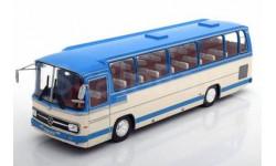 автобус MERCEDES-BENZ O302-10R 1972 Light Blue/Beige, масштабная модель, IXO, scale43