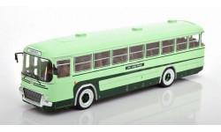 автобус FIAT 360-3 1972 Light Green/Dark Green, масштабная модель, IXO, scale43