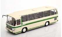 MERCEDES-BENZ O302-10R 1972 Beige/Green, масштабная модель, IXO, scale43