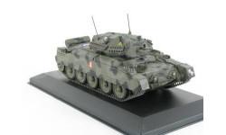 танк 'Crusader' MK.6 3 (A15) 6th Armoured Division Pichon Тунис 1943