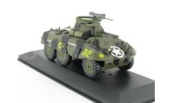 бронеавтомобиль FORD M8 2nd Armored Division Avranches Франция 1944