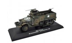 бронетранспортер M3A1 5th Armored Division Германия 1945