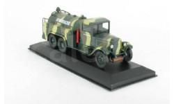 ЗИС-6 топливозаправщик БЗ-35 СССР Карелия 1944