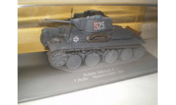танк Pz.Kpfw.38(t) Ausf.F-7.Pz.Division Вязьма 1941