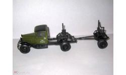 ГАЗ-АА Лесовоз, масштабная модель, 1:43, 1/43, Alf