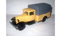 ГАЗ-АА пикап с тентом, масштабная модель, 1:43, 1/43, Vector-Models