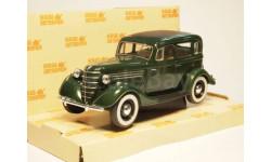 Горький-11-73, темно-зеленый, масштабная модель, Наш Автопром, scale43, ГАЗ