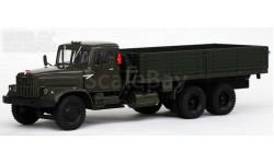 КрАЗ 257Б (1969-1977) (хаки), масштабная модель, Наш Автопром, scale43