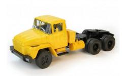 КрАЗ 252 седельный тягач (1979-1990) (желтый)