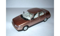 ВАЗ-2110 розовый металлик, масштабная модель, Агат/Моссар/Тантал, scale43