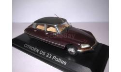 Citroen DS 23 Pallas, масштабная модель, Norev, scale43, Citroën