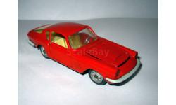Мазерати-Мистраль Купе (римейк), масштабная модель, scale43, Maserati
