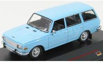 WARTBURG 353 Kombi 1972 (old grill) Light blue, масштабная модель, IST Models, 1:43, 1/43