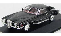 STUTZ BLACKHAWK Coupe 1971 Black, масштабная модель, Premium X, 1:43, 1/43