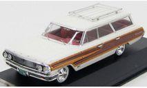 FORD COUNTRY SQUIRE 1964 Cream, масштабная модель, Premium X, 1:43, 1/43