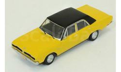 DODGE DART Gran Sedan 1976 Yellow/Black Roof, масштабная модель, Premium X, scale43