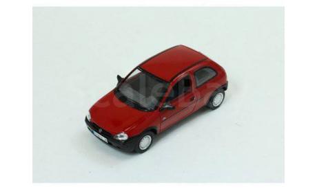 OPEL CORSA В 1994 Red, масштабная модель, Premium X, scale43