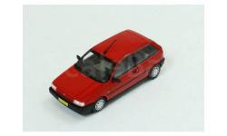FIAT TIPO (3-двери) 1995 Red, масштабная модель, Premium X, scale43