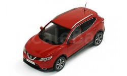 NISSAN QASHQAI (J11) 2014 Red, масштабная модель, Premium X, scale43