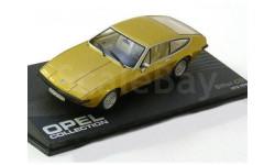 OPEL BITTER CD 1973-1979 Gold, масштабная модель, IXO, 1:43, 1/43