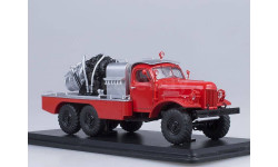 АГВТ-100 (157) без надписей, красный, масштабная модель, Start Scale Models (SSM), scale43, ЗИЛ