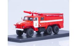 АЦ-40(375Н)Ц1А ПЧ №9 г. Москва, масштабная модель, Start Scale Models (SSM), scale43, УРАЛ