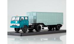 КАЗ-608В с полуприцепом ОДАЗ-794, масштабная модель, Start Scale Models (SSM), scale43