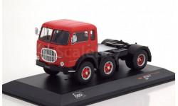 седельный тягач FIAT 690 T1 1961 Red, масштабная модель, IXO, scale43