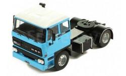 седельный тягач DAF 2800 1975 Light Blue/White, масштабная модель, IXO, 1:43, 1/43
