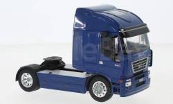 седельный тягач IVECO Stralis 2012 Metallic Blue, масштабная модель, IXO, scale43