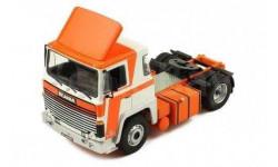 седельный тягач SCANIA LBT 141 1976 White/Orange, масштабная модель, IXO, scale43