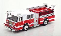 SEAGRAVE Marauder II 'Charlotte Fire Department' 2007 Red/White